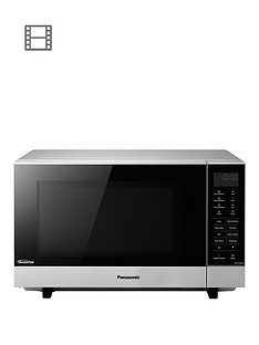 panasonic-sf464mbpq-flatbed-solo-microwave-silver