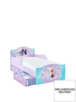 disney-frozen-disney-frozen-toddler-bed-with-underbed-storage-by-hellohome