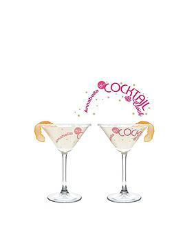 personalised-cocktail-o039clock-cocktail-glass