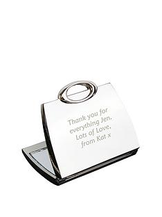personalised-handbag-compact-mirror