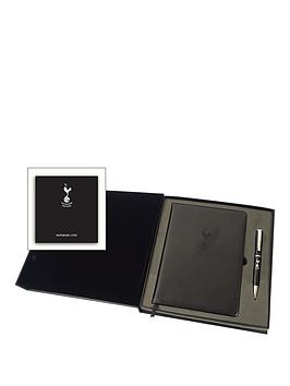 tottenham-hotspur-tottenham-hotspurs-executive-notebook-amp-pen-in-gift-box