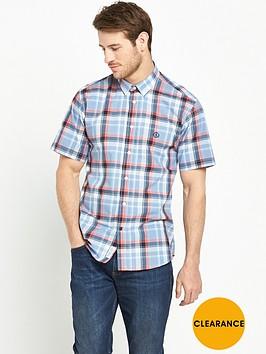 henri-lloyd-oving-short-sleevenbspcheck-shirt