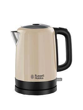 russell-hobbs-20614-canterbury-kettle-cream