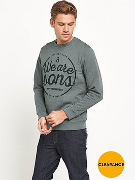 only-sons-only-amp-sons-axel-crew-neck-top