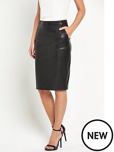 v-by-very-wet-look-pu-pencil-skirt