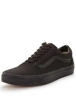 vans-old-skoolnbsptrainers-black