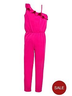 freespirit-girls-ruffle-one-shoulder-jumpsuit