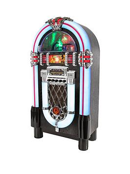 Large Bluetooth Jukebox Station 1 CD Player