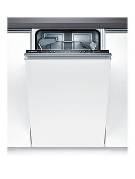 bosch-serienbsp4nbspspv40c10gbnbsp9-place-slimline-integrated-dishwasher-with-activewater-technology-white