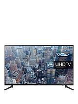 UE40JU6000 40 inch Smart 4K Ultra HD Freeview HD LED TV
