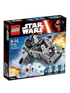 lego-star-wars-first-order-snowspeedertradenbsp--75100