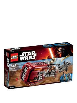 lego-star-wars-reys-speeder-75099