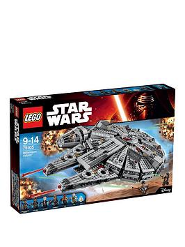 lego-star-wars-millennium-falconnbsp75105