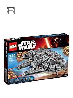 lego-star-wars-millennium-falcontradenbsp75105