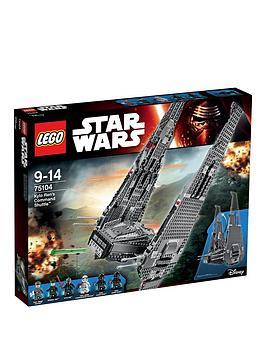lego-star-wars-kylo-renrsquos-command-shuttlenbsp75104