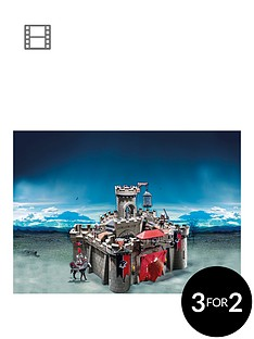 playmobil-6001-hawk-knights-castle