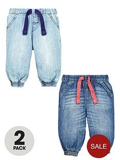 ladybird-baby-boys-cuffed-jeans-2-pack