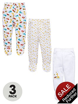 ladybird-baby-unisex-footed-joggers-3-pack