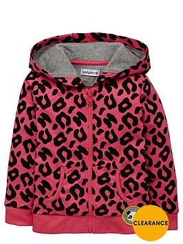 ladybird-girls-essentials-animal-print-hoodie