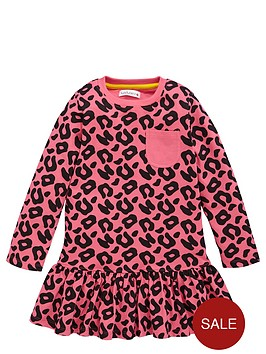ladybird-girls-essentials-animal-print-dress
