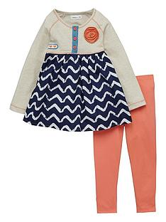 ladybird-girls-corsage-tunic-and-leggings-set-2-piece