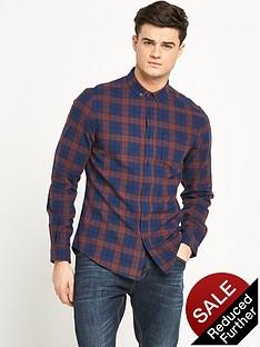v-by-very-mens-check-shirt