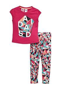 adidas-adidas-little-girl-tee-and-legging-set