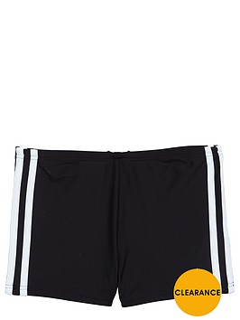adidas-boys-three-stripe-swim-trunks