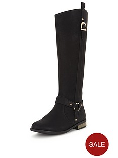shoe-box-trudy-knee-high-flat-riding-bootsnbsp