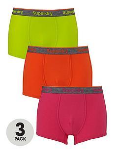 superdry-superdry-plain-mens-trunks-3-pack