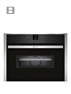 neff-c17mr02n0b-compact-oven-with-microwave-stainless-steel