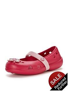crocs-girls-keeleynbspspringtime-flower-flat-shoes