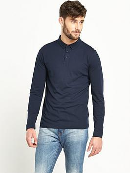 v-by-very-long-sleeve-jersey-polo-top