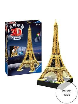 ravensburger-ravensburger-eiffel-tower-night-edition-3d-puzzle
