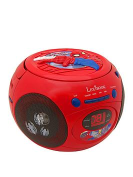 spiderman-ultimate-spiderman-radio-cd-player