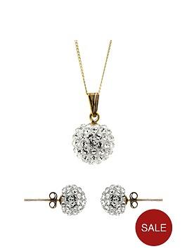 evoke-9ct-yellow-gold-crystal-ball-pendant-and