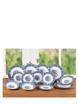 waterside-country-blue-dinner-set