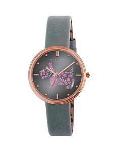 radley-rosemary-gardens-thunder-blue-dial-with-blue-leather-strap-ladies-watch