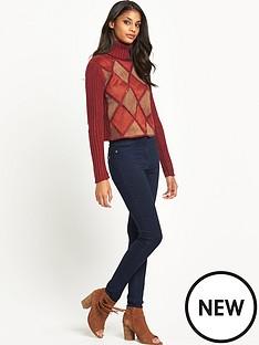 glamorous-patchwork-jumper