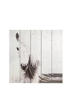 graham-brown-horse-wall-art-on-fir-wood-50-x-50cms