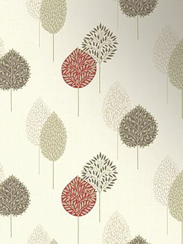 arthouse-dante-motif-red-wallpaper