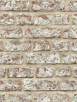 arthouse-rustic-brick-wallpaper