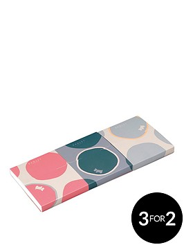 radley-cherry-blossom-a6-notebook-trio