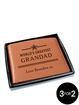 personalised-world039s-greatest-grandad-tan-leather-wallet