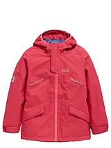 JACK WOLFSKIN GIRLS HIGHLAND JACKET