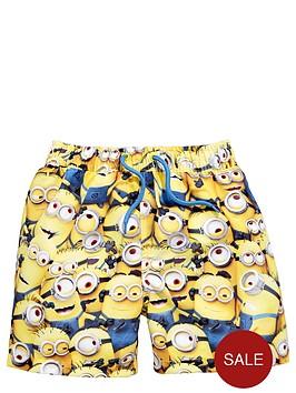 minions-boys-board-shorts