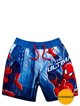 spiderman-boys-board-shorts