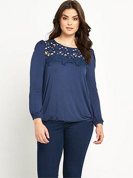 so-fabulous-floral-crochet-yoke-bubble-hem-long-sleeve-top
