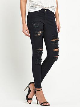 v-by-very-shredded-skinny-jeans