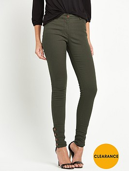 v-by-very-supersoft-side-button-skinny-jean